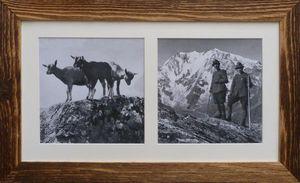La maison de Gaspard - montagne - Photographie