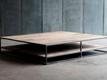 HEERENHUIS MANUFACTUUR -  - Table Basse Rectangulaire