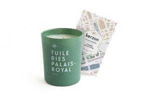 KERZON -  - Bougie Parfumée