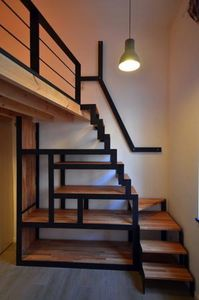 RACINE2 -  - Escalier Un Quart Tournant