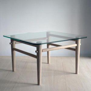 VIRGINIE LOBROT -  - Table Basse Carrée