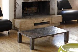 Thotmea -  - Table Basse Carrée