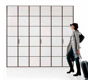 Futon Design -  - Armoire � Portes Battantes
