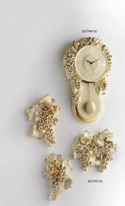 Ceramiche Stella -  - Horloge Murale