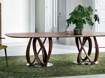 ITALY DREAM DESIGN - intinity- - Table De Repas Ovale