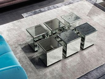 ITALY DREAM DESIGN - riflesso - Table Basse Carrée