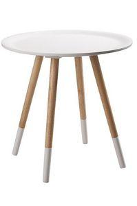 Verpan - table basse design - Table Basse Ronde