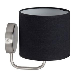 Brilliant - sandra - applique noir h18cm | applique brilliant  - Applique