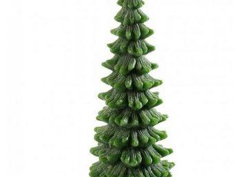 VILLEROY & BOCH - sapin vert - Bougie De Noël