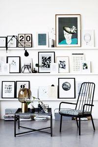 House Doctor - tableau design - Cadre