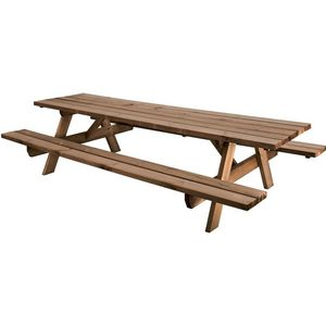 Burger - table jardin design - Table Pique Nique