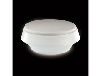 TossB - sofa lumineux gio pouf - Canapé De Jardin