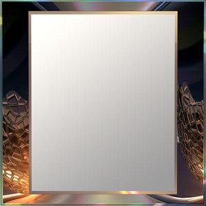 CREARTLIVE - art déco - Miroir