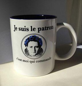 EDITION DANS TÊTE -  - Mug