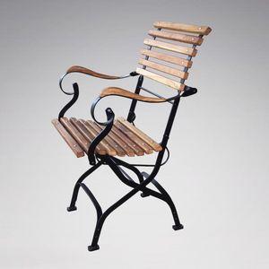 Livingstone Terrasso -  - Chaise De Jardin Pliante