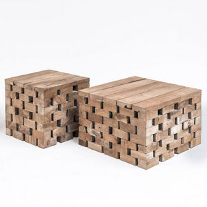 GOMMAIRE -  - Table Basse De Jardin