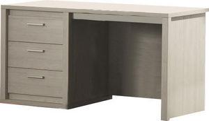 WHITE LABEL - bureau junior moderne coloris chêne gris doux - Bureau Enfant