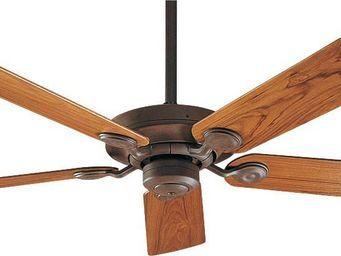 Hunter - ventilateur de plafond pour extérieur ip44, bronze - Ventilateur De Plafond