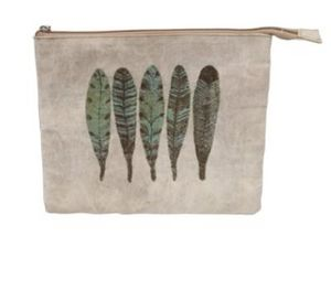 SHOW-ROOM - blue feathers - Housse Ipad