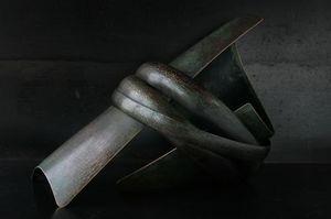 ELIE HIRSCH - calcaneofibular - Sculpture