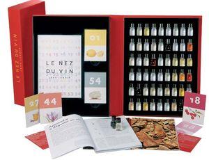 EDITIONS JEAN LENOIR - le nez du vin - Livre Beaux Arts