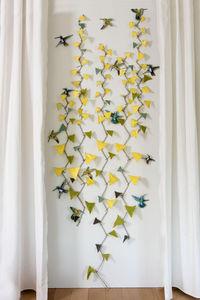 MILLIE BAUDEQUIN - vitis - D�coration Murale