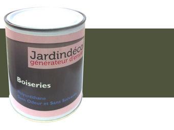 Peinturokilo - peinture vert olive pour meuble en bois brut 1 lit - Peinture Meuble