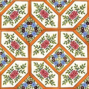 LA RIGGIOLA - antico lr 4875 - Carrelage Mural