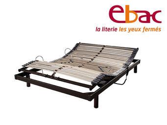Ebac - lit electrique ebac s50 mono - Sommier De Relaxation Électrique