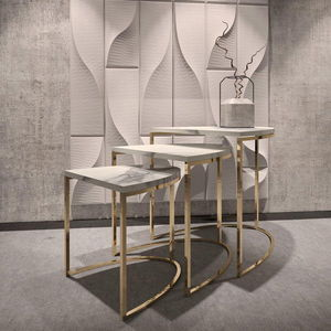 MATLIGHT Milano - nesting tables - Tables Gigognes