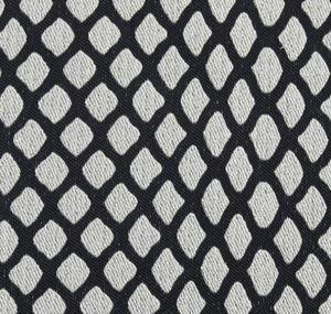 ALDECO - caviar - Tissu D'ameublement