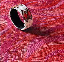 Elitis - perles - Papier Peint
