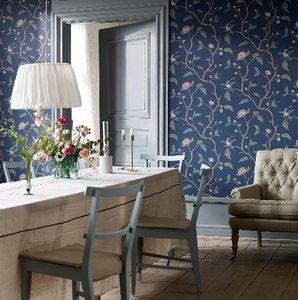 Sandberg - marianne dark blue - Papier Peint