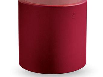 Lyxo by Veca - tavolino cilindro - Bout De Canapé