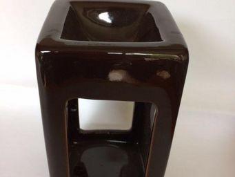 Drake - brûle parfum drake céramique chocolat - Brûle Parfum