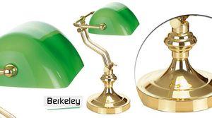 LAMPES TIFFANY -  - Lampe De Bureau
