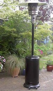 Urban Industry - bfx750 - Parasol Chauffant