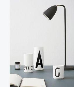 DESIGN LETTERS - aj porcelain cup  - Tasse À Thé