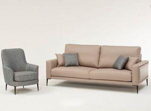 Burov - -grenelle.- - Canapé 2 Places