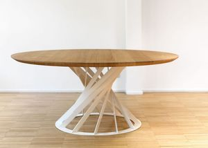 Interni Edition - twist - Table De Repas Ronde
