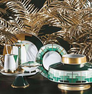 Vista Alegre - emerald - Vase À Fleurs