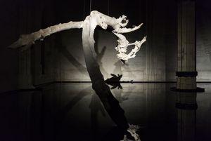STÉPHANE THIDET - solitaire - Sculpture