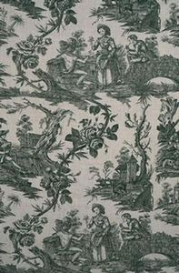 Brook Street Mansions -  - Toile