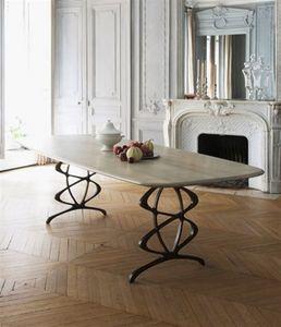 Tom Faulkner - vienna - Table De Repas Rectangulaire