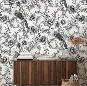 ISIDORE LEROY - eden lichen - Papier Peint