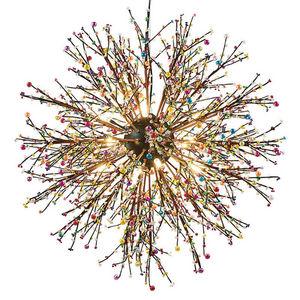 ALAN MIZRAHI LIGHTING - am1600 modern dandelion led - Lustre