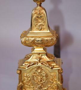 Antiquités d'YTHURBIDE -  - Chenets