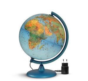 Oxybul - enfant - lumineux - Globe Terrestre