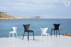 VONDOM - love chair - Chaise De Jardin