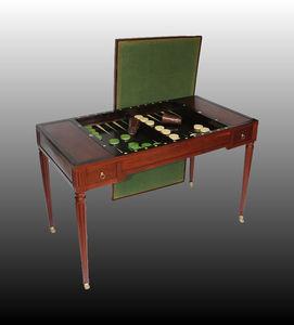 Galerie de Crécy -  - Table De Jeux